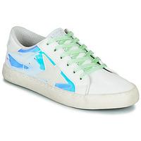 Pantofi Femei Pantofi sport Casual Le Temps des Cerises CITY Argintiu / Vinil