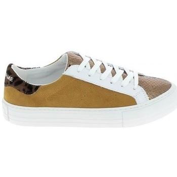 Pantofi Femei Pantofi sport Casual No Name Arcade Bronze Safran Maro