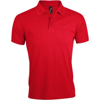 Îmbracaminte Bărbați Tricou Polo mânecă scurtă Sols PRIME ELEGANT MEN Rojo