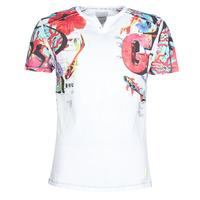 Îmbracaminte Bărbați Tricouri mânecă scurtă Desigual LIAN Multicolor