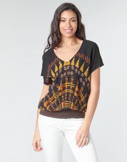 Îmbracaminte Femei Topuri și Bluze Desigual NAPOLES Multicolor