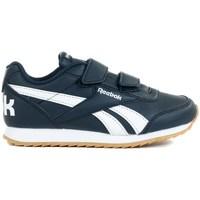Pantofi Copii Pantofi sport Casual Reebok Sport Royal Cljog 2 2V Alb, Albastru marim