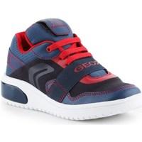 Pantofi Copii Pantofi sport Casual Geox JR Xled Boy Albastru marim
