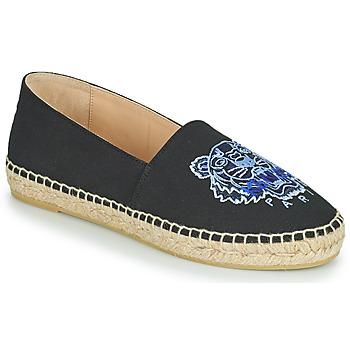 Pantofi Femei Espadrile Kenzo ESPADRILLE CLASSIC TIGER Negru