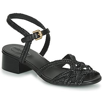 Pantofi Femei Sandale și Sandale cu talpă  joasă See by Chloé SB34161A Negru