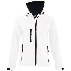 Îmbracaminte Bărbați Bluze îmbrăcăminte sport  Sols REPLAY WOMEN STYLE Blanco