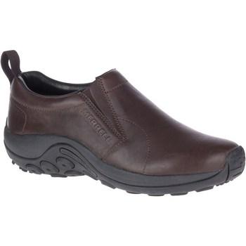Pantofi Bărbați Mocasini Merrell Jungle Moc Prime Cafenii