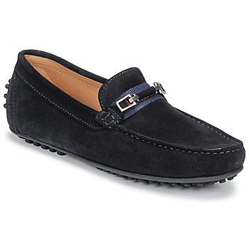 Pantofi Bărbați Mocasini Brett & Sons FARICE Bleumarin