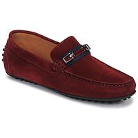 Pantofi Bărbați Mocasini Brett & Sons FARICE Maro / Bleumarin