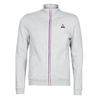 Îmbracaminte Bărbați Bluze îmbrăcăminte sport  Le Coq Sportif ESS FZ Sweat N°2 M Gri / Chiné
