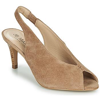 Pantofi Femei Pantofi cu toc JB Martin PIM Bej