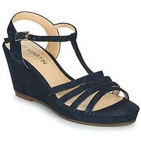 Pantofi Femei Sandale  JB Martin QUIRA Albastru