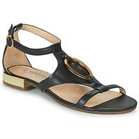 Pantofi Femei Sandale  JB Martin BOCCIA Negru