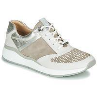 Pantofi Femei Pantofi sport Casual JB Martin 1KALIO Bej / Alb / Argintiu