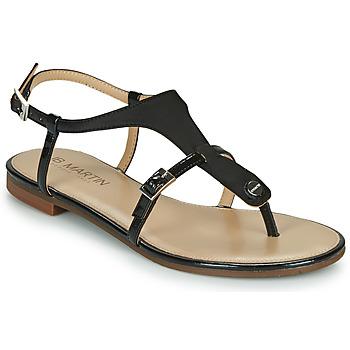 Pantofi Femei Sandale  JB Martin 2GAELIA Negru