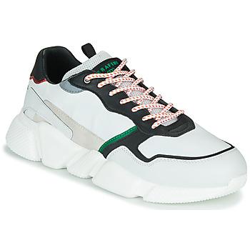 Pantofi Bărbați Pantofi sport Casual Serafini OREGON Alb / Negru