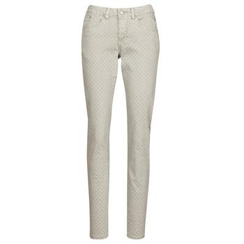 Îmbracaminte Femei Pantalon 5 buzunare Cream ANNIE Gri