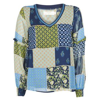 Îmbracaminte Femei Topuri și Bluze Cream CLODIE Albastru