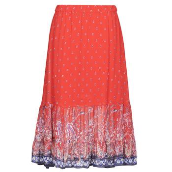 Îmbracaminte Femei Fuste Cream NALITA Roșu