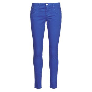 Îmbracaminte Femei Pantalon 5 buzunare One Step LE JUDY Albastru