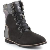 Pantofi Femei Ghete Columbia Twentythird Ave WP Mid Negre