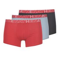 Lenjerie intimă Bărbați Boxeri Athena BASIC COLOR Negru / Bordo / Gri
