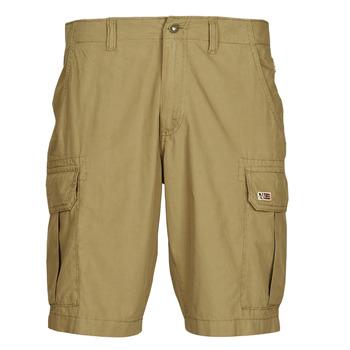Îmbracaminte Bărbați Pantaloni scurti și Bermuda Napapijri NOTO 4 Camel