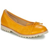 Pantofi Femei Balerin și Balerini cu curea Gabor KRINE Galben
