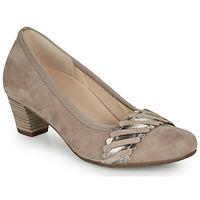 Pantofi Femei Pantofi cu toc Gabor KEBAME Bej