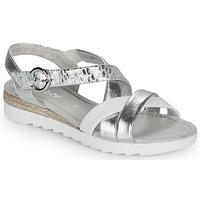 Pantofi Femei Sandale  Gabor KRIZI Argintiu