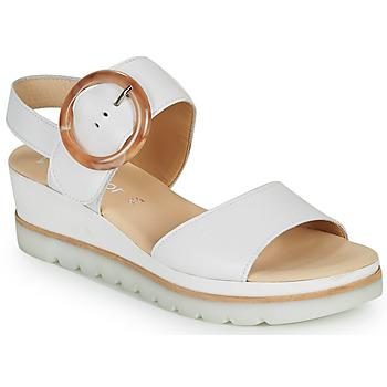 Pantofi Femei Sandale  Gabor KOKREM Alb