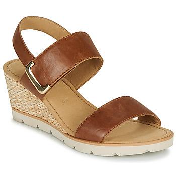 Pantofi Femei Sandale  Gabor KERILA Coniac
