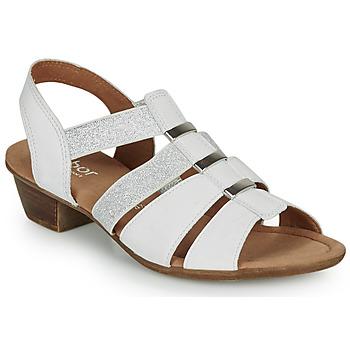 Pantofi Femei Sandale  Gabor KEIJA Alb