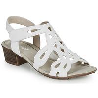 Pantofi Femei Sandale  Gabor KELELE Alb