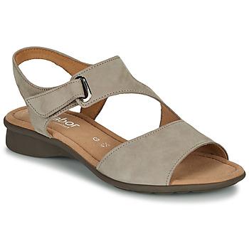 Pantofi Femei Sandale și Sandale cu talpă  joasă Gabor  Bej