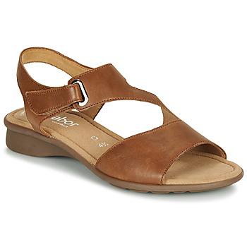 Pantofi Femei Sandale  Gabor KESTE Coniac