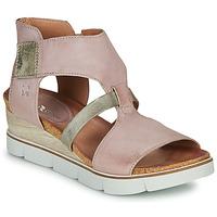 Pantofi Femei Sandale  Dream in Green LIRATIMO Roz