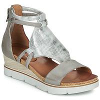 Pantofi Femei Sandale  Dream in Green IRABIEN Argintiu