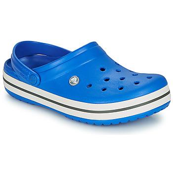 Pantofi Saboti Crocs Crocband Albastru / Gri