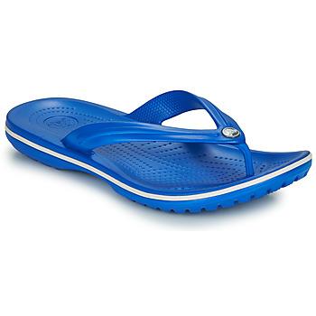 Pantofi  Flip-Flops Crocs Crocband Flip Albastru