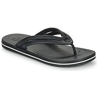 Pantofi Femei  Flip-Flops Crocs CROCBAND FLIP W Negru