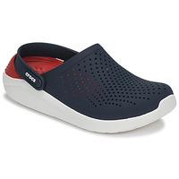 Pantofi Saboti Crocs LITERIDE CLOG Albastru / Roșu