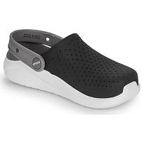 Pantofi Copii Saboti Crocs LITERIDE CLOG K Negru / Alb