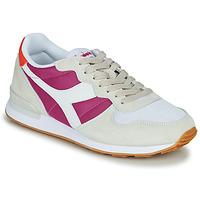 Pantofi Femei Pantofi sport Casual Diadora CAMARO Bej / Roz
