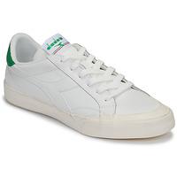 Pantofi Femei Pantofi sport Casual Diadora MELODY LEATHER DIRTY Alb / Verde