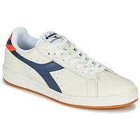 Pantofi Bărbați Pantofi sport Casual Diadora GAME L LOW Bej / Albastru