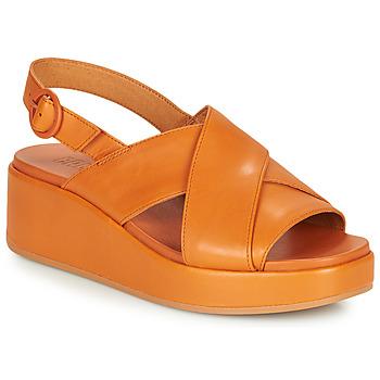 Pantofi Femei Sandale  Camper MISIA Camel