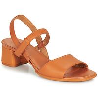 Pantofi Femei Sandale și Sandale cu talpă  joasă Camper KATIE SANDALES Camel