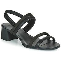 Pantofi Femei Sandale  Camper KATIE SANDALES Negru