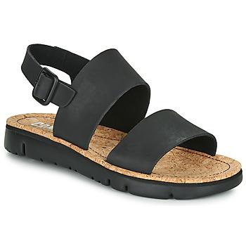 Pantofi Femei Sandale  Camper ORUGA Negru